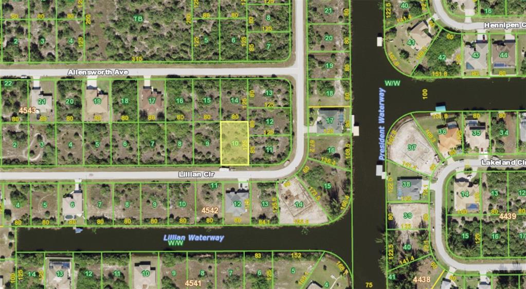 14671 Lillian Circle Property Photo