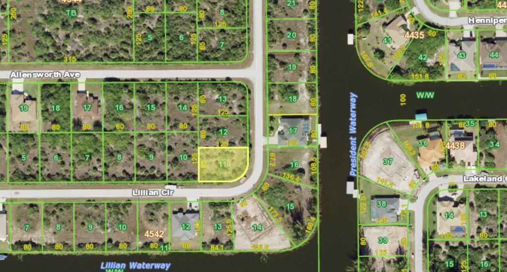 14687 Lillian Circle Property Photo