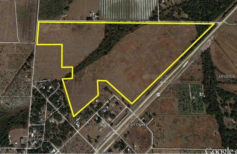 HWY 17 S Property Photo - FORT OGDEN, FL real estate listing