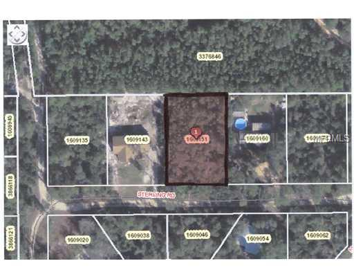 STERLING ROAD Property Photo - PAISLEY, FL real estate listing