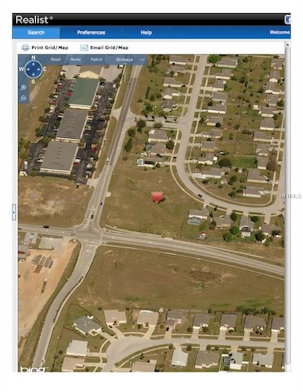 CITRUS TOWER BLVD Property Photo - MINNEOLA, FL real estate listing