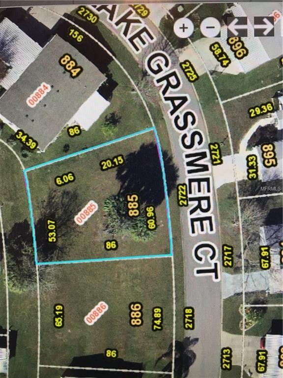 2722 LAKE GRASSMERE CT #885 Property Photo