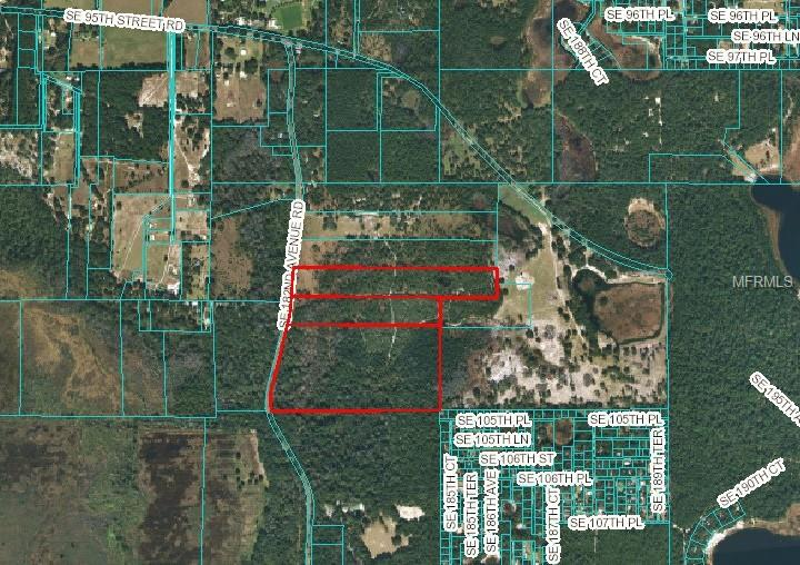 SE 182ND AVENUE RD Property Photo - OCKLAWAHA, FL real estate listing