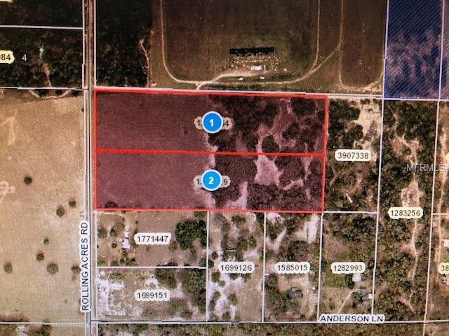 ROLLING ACRES RD Property Photo - LADY LAKE, FL real estate listing