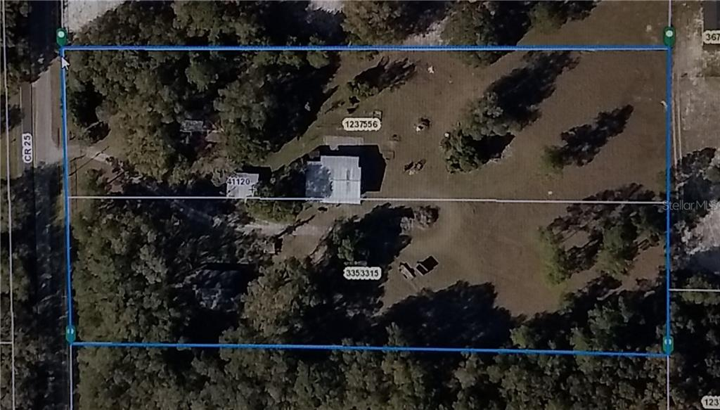 41120 COUNTY ROAD 25 Property Photo - WEIRSDALE, FL real estate listing