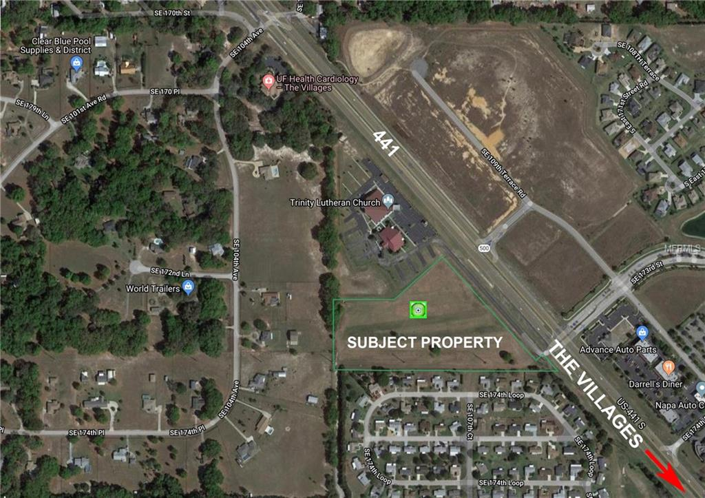 HIGHWAY 441 Property Photo - SUMMERFIELD, FL real estate listing