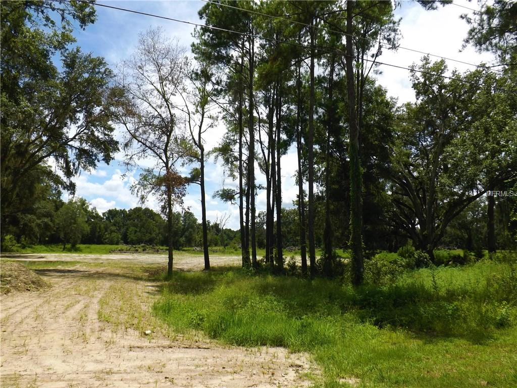 CLAY DRAIN RD - CR 156 Property Photo - WILDWOOD, FL real estate listing