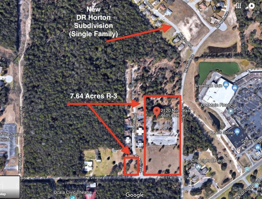 2120 NE 46TH AVE Property Photo - OCALA, FL real estate listing