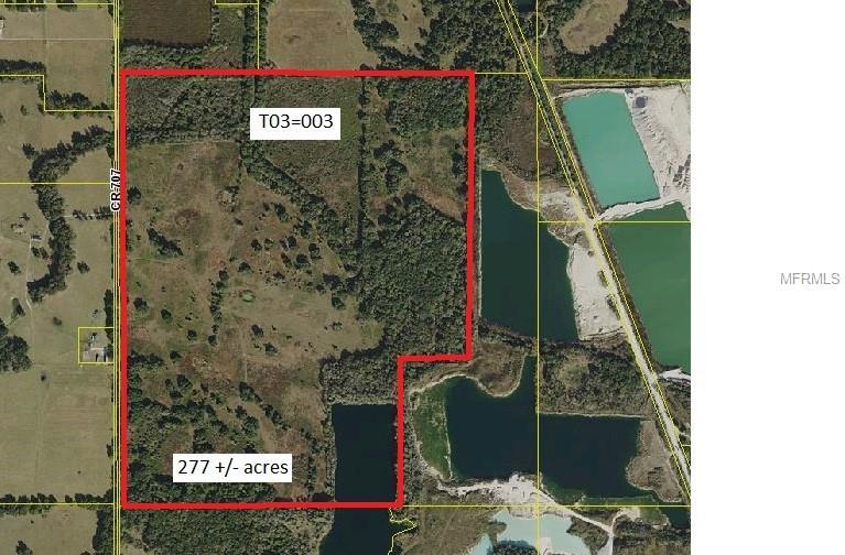 CR. 707 Property Photo - WEBSTER, FL real estate listing