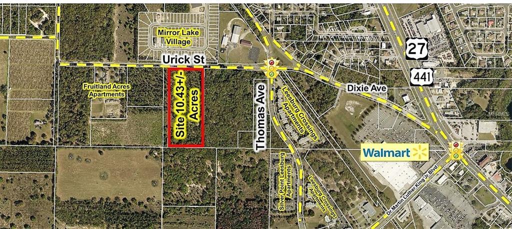 URICK ST Property Photo - FRUITLAND PARK, FL real estate listing