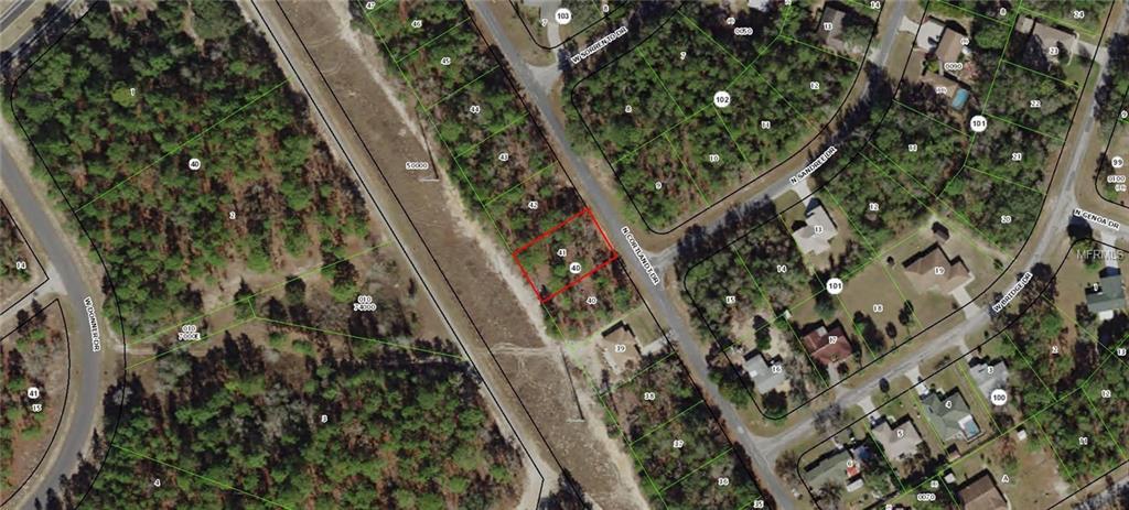9742 N Cortlandt Drive Property Photo