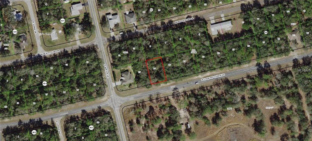 1631 W Country Club Boulevard Property Photo