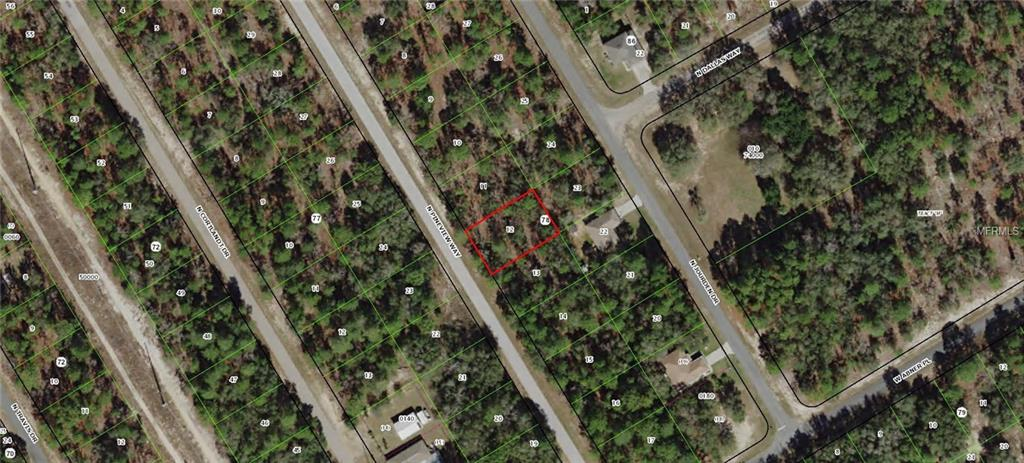 9269 N Pineview Way Property Photo