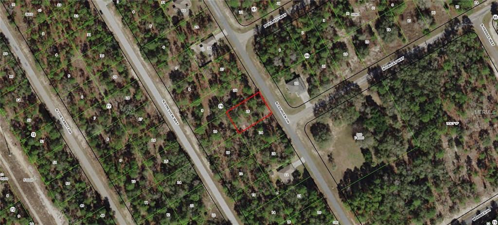 9322 N Jourden Drive Property Photo