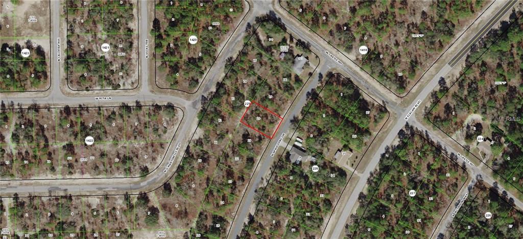 10219 N Spaulding Drive Property Photo