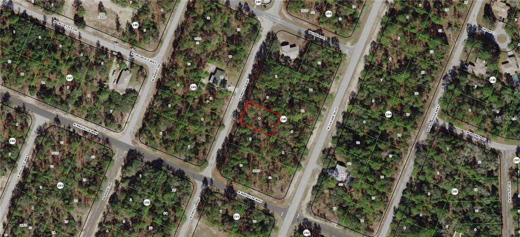 9661 N Emellia Avenue Property Photo