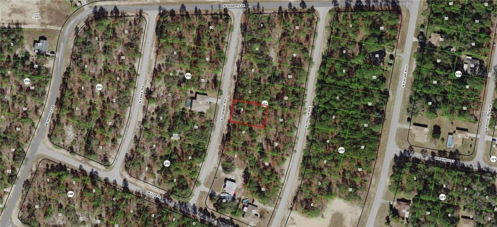 9871 N Corsair Terrace Property Photo