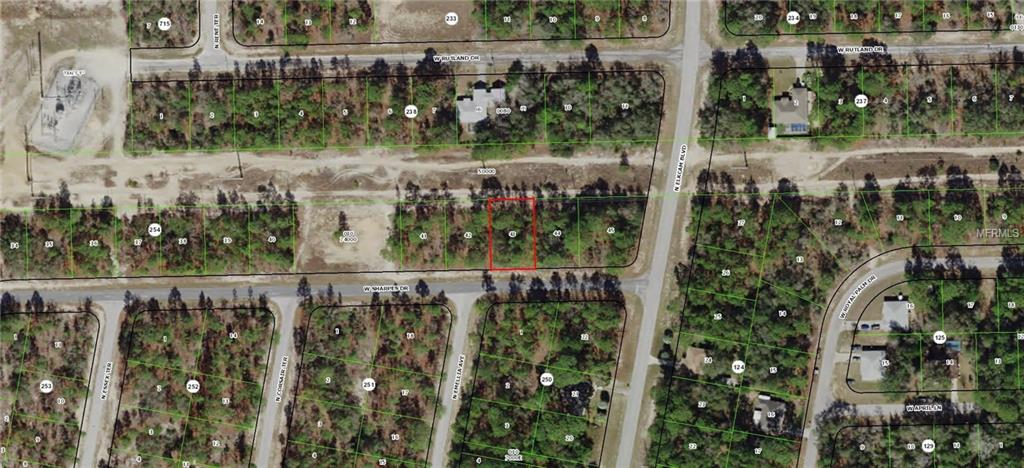 2821 W Sharpes Drive Property Photo