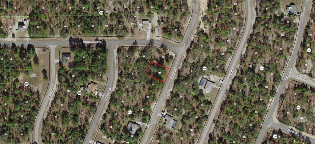 9846 N Vaughn Drive Property Photo