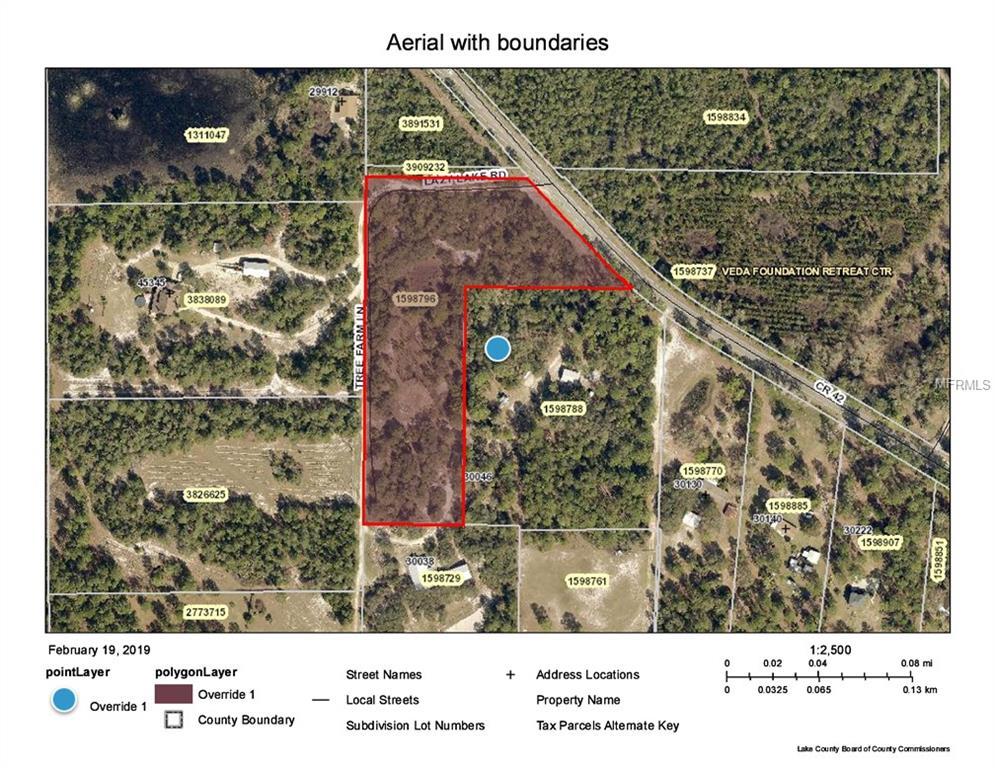 TREE FARM LN Property Photo - DELAND, FL real estate listing