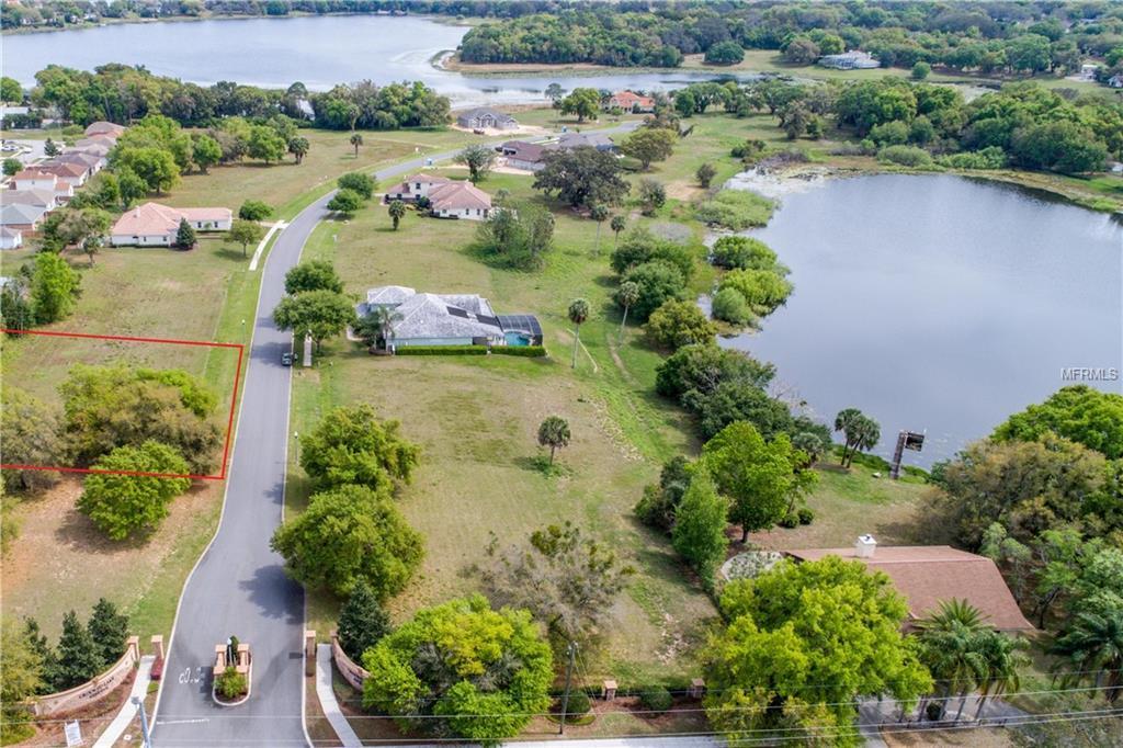 LOT 2 TWO LAKES LN Property Photo - EUSTIS, FL real estate listing