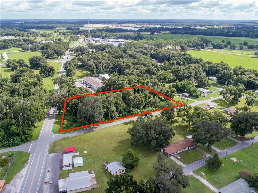 U.S. 301 & CR 518 Property Photo - SUMTERVILLE, FL real estate listing