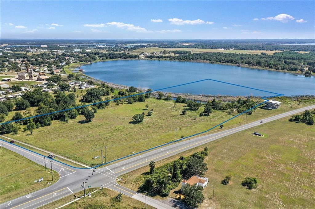 SR 19 & LANE PARK RD Property Photo - TAVARES, FL real estate listing