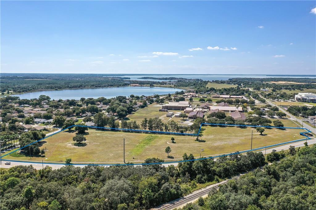 COUNTY ROAD 561 & LANE PK CUTOFF Property Photo - TAVARES, FL real estate listing