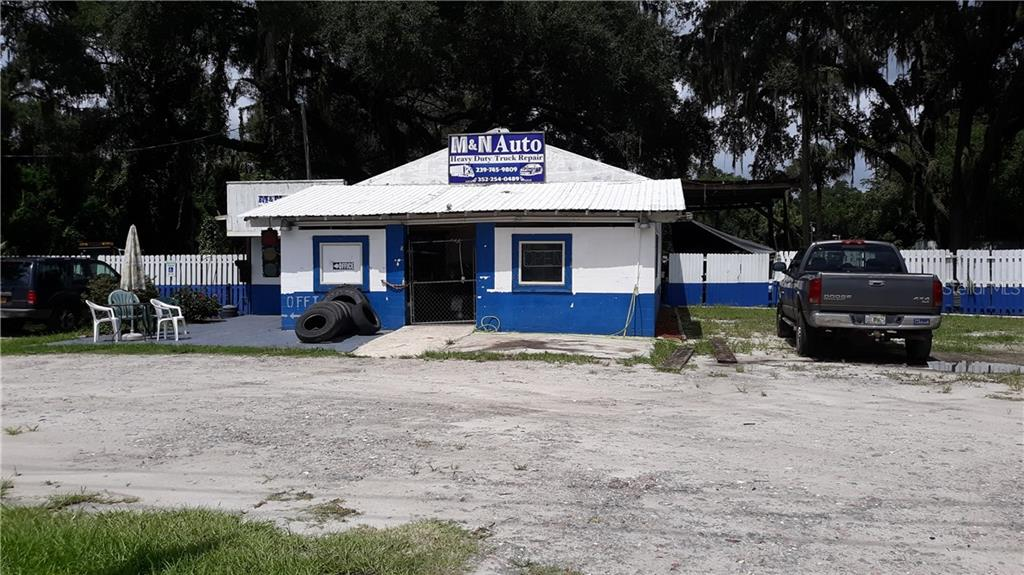 18 S MARKET BOULEVARD Property Photo - WEBSTER, FL real estate listing