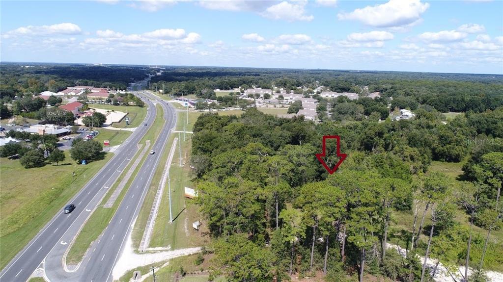 HWY 27/441 HWY Property Photo - LADY LAKE, FL real estate listing