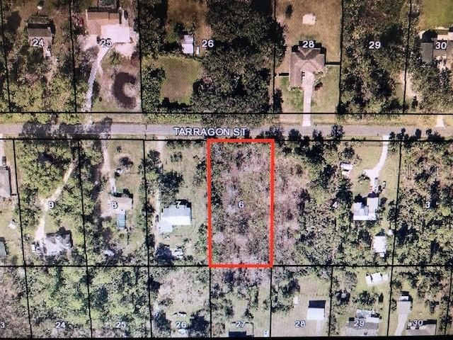 TARRAGON STREET Property Photo - COCOA, FL real estate listing
