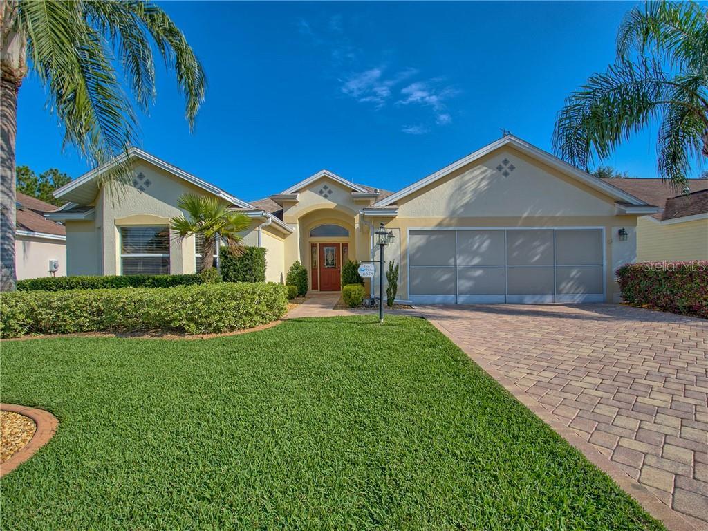 16678 SE 80TH BELLAVISTA CIR Property Photo - THE VILLAGES, FL real estate listing