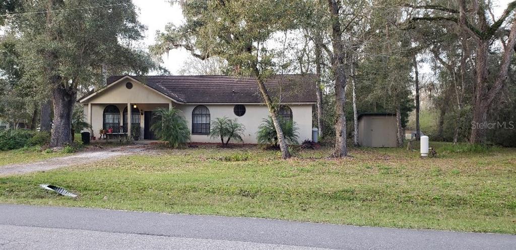 3476 CR 656 Property Photo - WEBSTER, FL real estate listing
