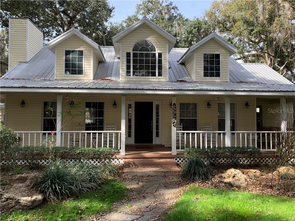 5046 COUNTY ROAD 300 Property Photo - LAKE PANASOFFKEE, FL real estate listing
