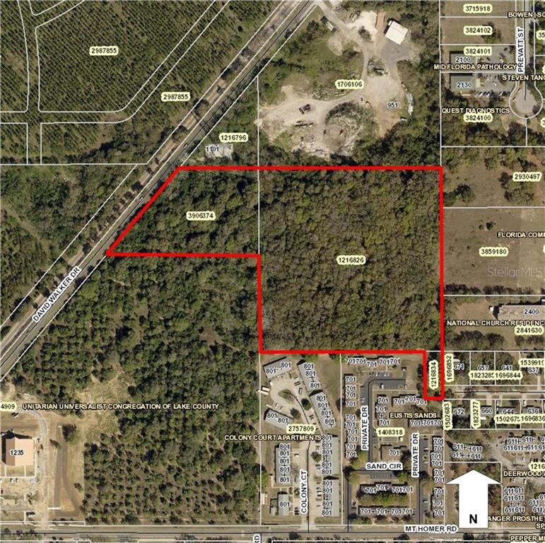 DAVID WALKER DR Property Photo - EUSTIS, FL real estate listing