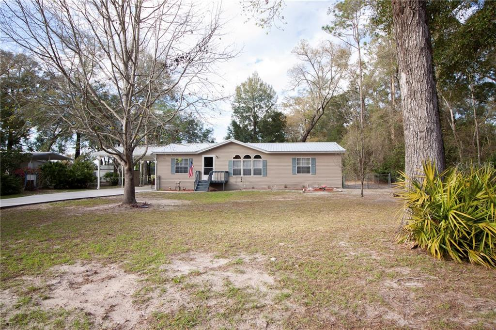8351 NW 174TH PL Property Photo - FANNING SPRINGS, FL real estate listing