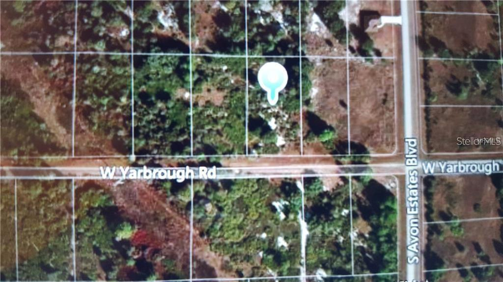 2738 W YARBROUGH RD Property Photo - AVON PARK, FL real estate listing