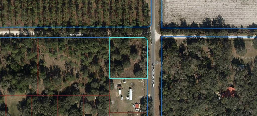 HWY 345 Property Photo - CHIEFLAND, FL real estate listing