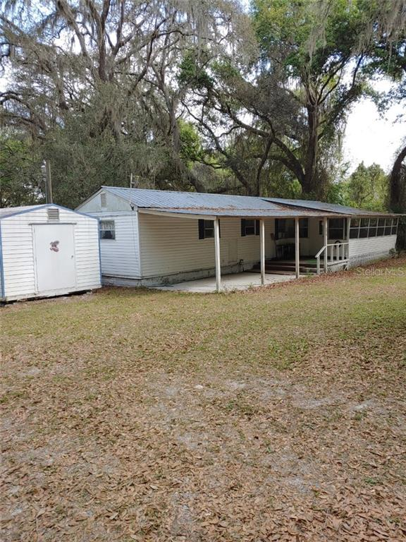 2814 NE 34TH ROAD Property Photo - COLEMAN, FL real estate listing