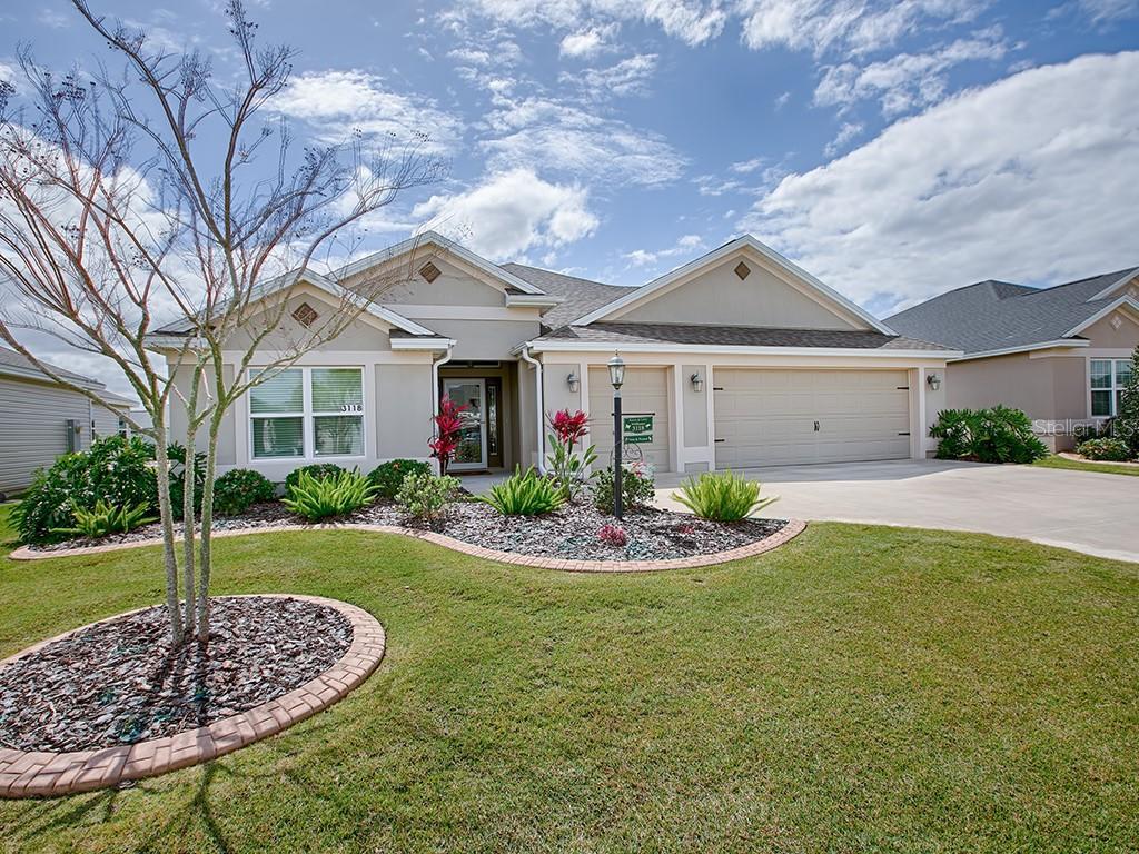 3118 YODER DR Property Photo - THE VILLAGES, FL real estate listing