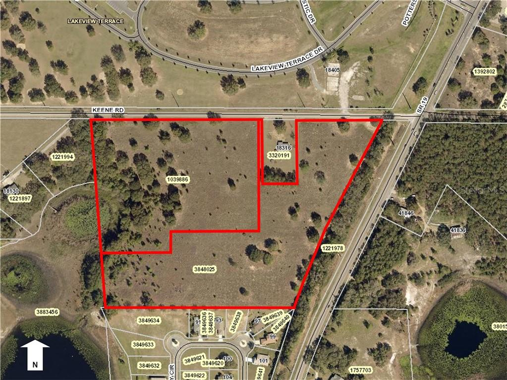 KEENE RD Property Photo - ALTOONA, FL real estate listing
