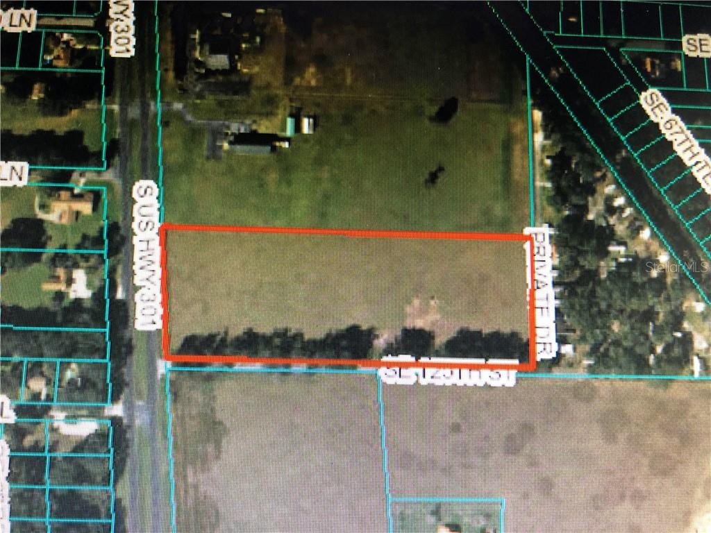S HIGHWAY 301 Property Photo - BELLEVIEW, FL real estate listing