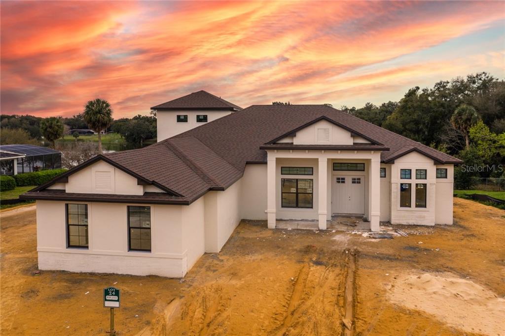 220 TWO LAKES (LOT 24) LANE Property Photo - EUSTIS, FL real estate listing