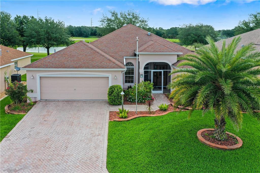 9009 SE 177TH GRASSMERE ST Property Photo - THE VILLAGES, FL real estate listing