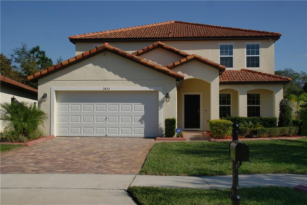 2833 ROCCELLA CT Property Photo - KISSIMMEE, FL real estate listing