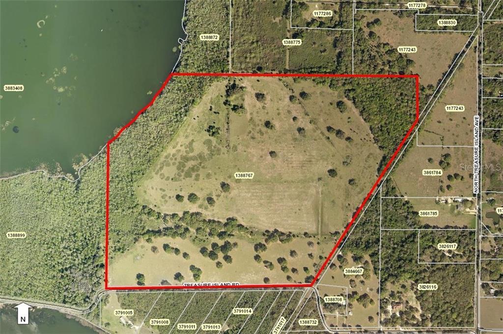 TREASURE ISLAND ROAD Property Photo - LEESBURG, FL real estate listing