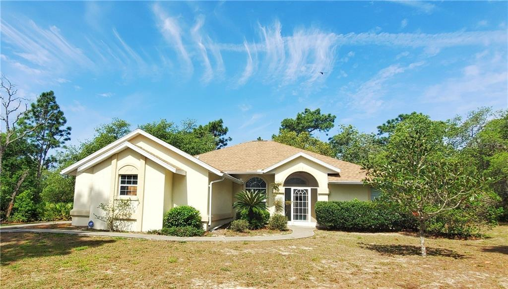 5062 N BAYWOOD DR Property Photo - BEVERLY HILLS, FL real estate listing