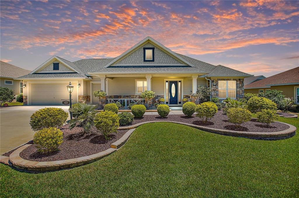 3457 CONSERVATION TRL Property Photo - THE VILLAGES, FL real estate listing