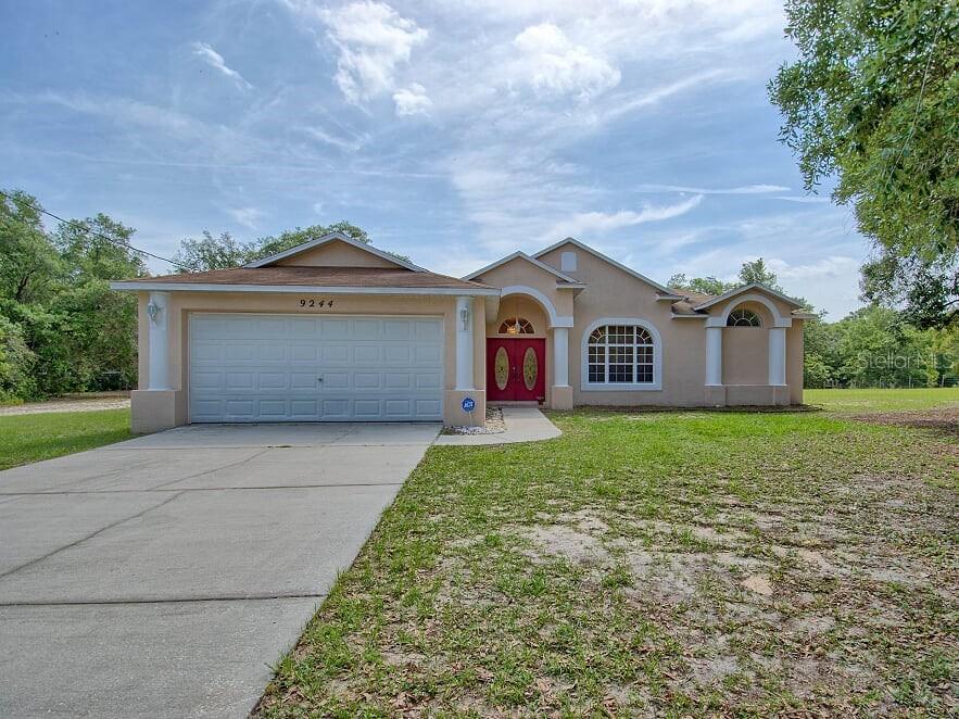 9244 NATIVE ROCK DR Property Photo - WEBSTER, FL real estate listing