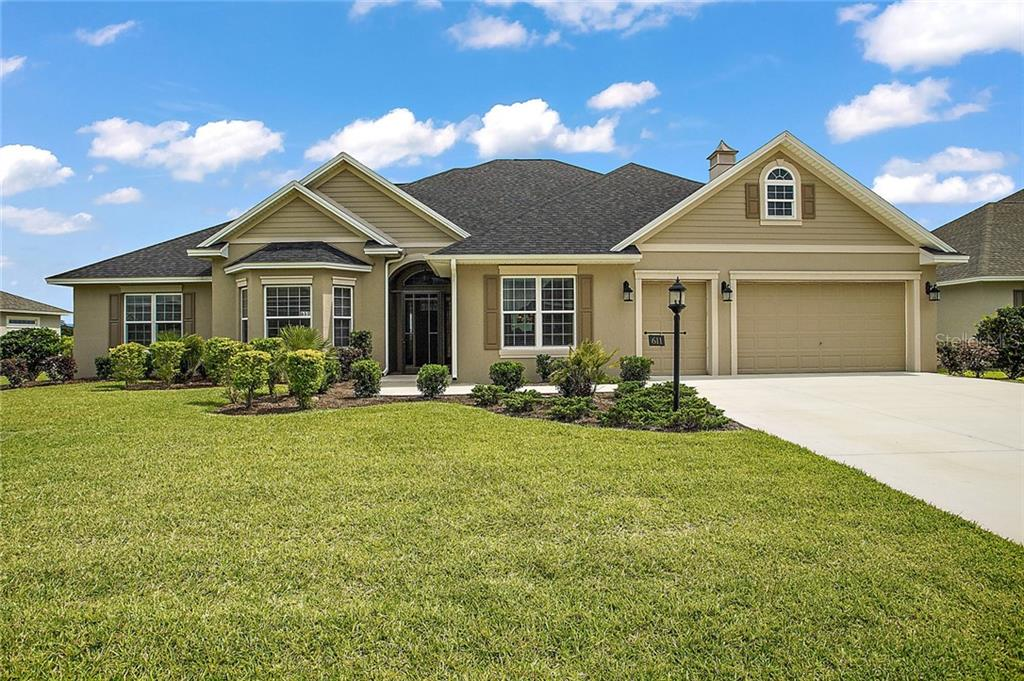611 KRIETEMEYER PATH Property Photo - THE VILLAGES, FL real estate listing